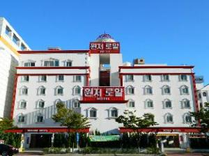 Goodstay Royal Hotel