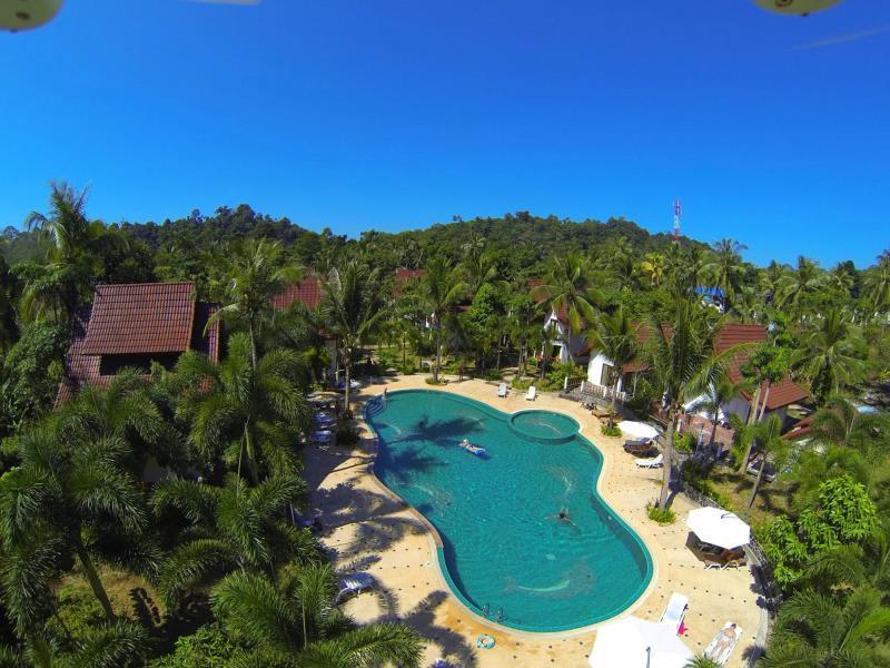 Koh Chang Thai Garden Hill Resort เกาะช้างไทย การ์เดน ฮิลล์ รีสอร์ท