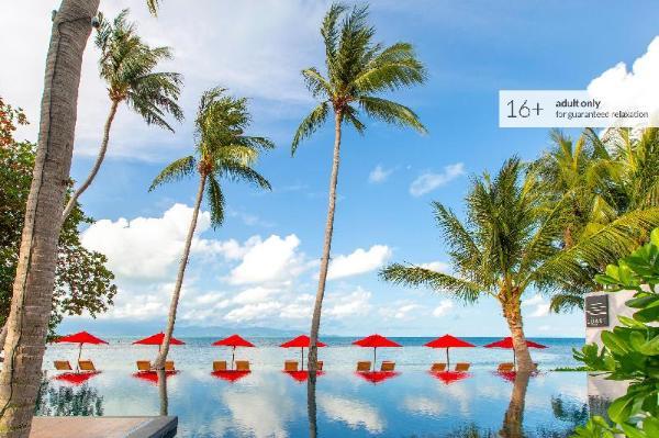 The COAST Adults Only Resort and Spa - Koh Phangan Koh Phangan