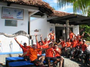Dolphin-House Resort-SPA-Diving Moalboal - Equipements