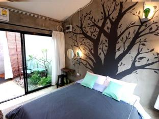 PAUSE Resort & Bar Pattaya - PAUSE Room no. 3 Mysterious Forest