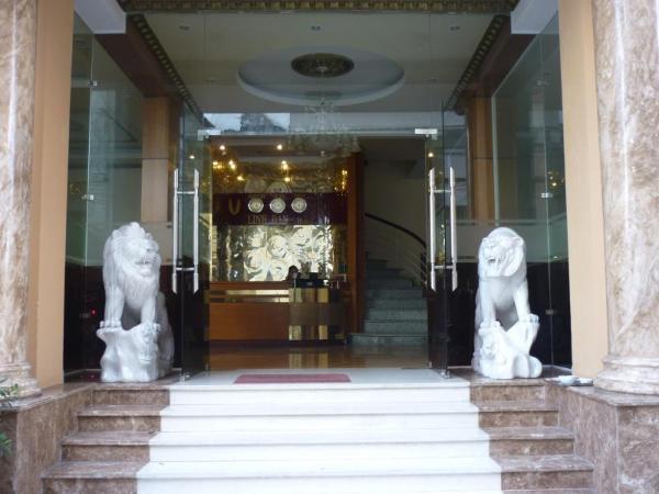 Linh Dan Hotel Saigon Ho Chi Minh City