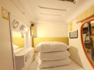 Xian Capsule Hotel