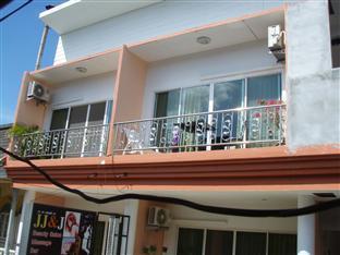 JJ&J Patong Beach Hotel Phuket - A szálloda kívülről