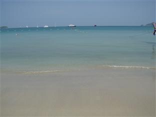 JJ&J Patong Beach Hotel Phuket - Strand