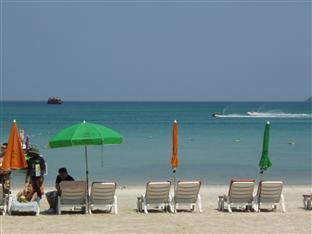 JJ&J Patong Beach Hotel Phuket - Platja
