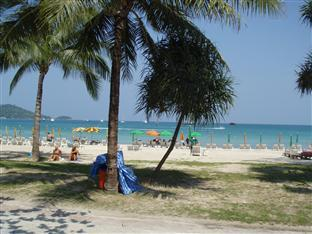 JJ&J Patong Beach Hotel Phuket - Voltants