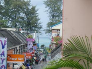 JJ&J Patong Beach Hotel Phuket - Utsikt