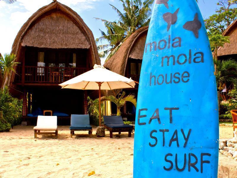 Mola Mola House Lembongan