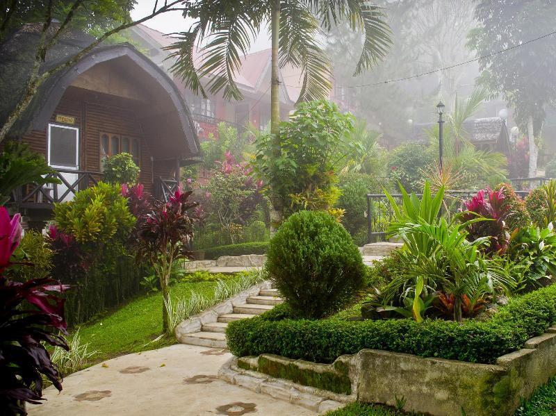 Haven\'s Peak Highland Resort Hotel Davao in Philippines