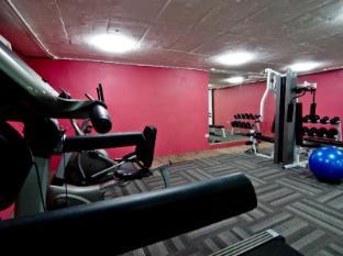 Trio Hotel Pattaya - Fitness Room