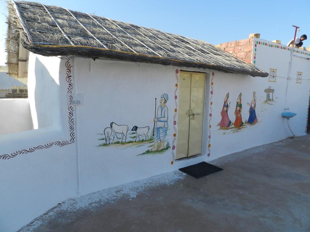 Fifu Desert Camp
