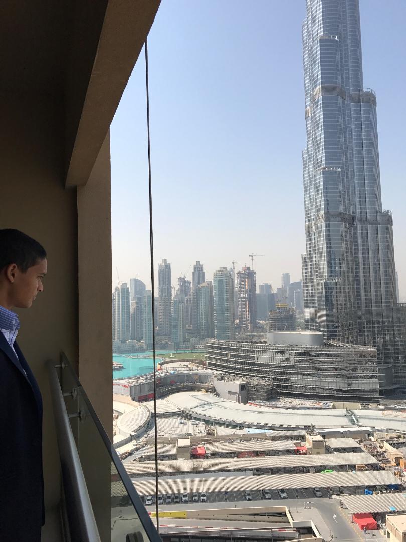 Chic Studio 5 Star Hotel Connected To Dubai Mall