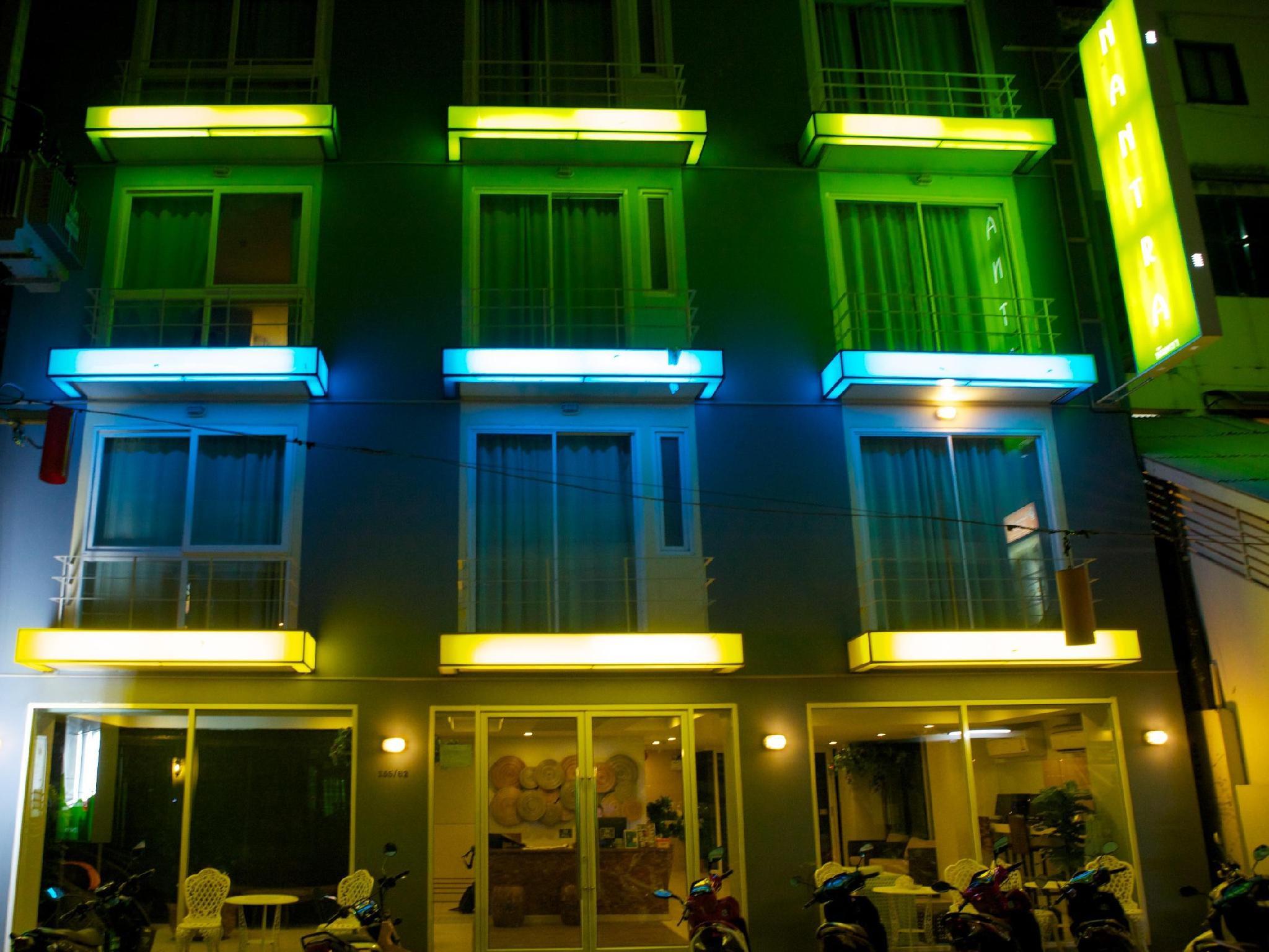 ナントラ チャウェン ビーチ ホテル15