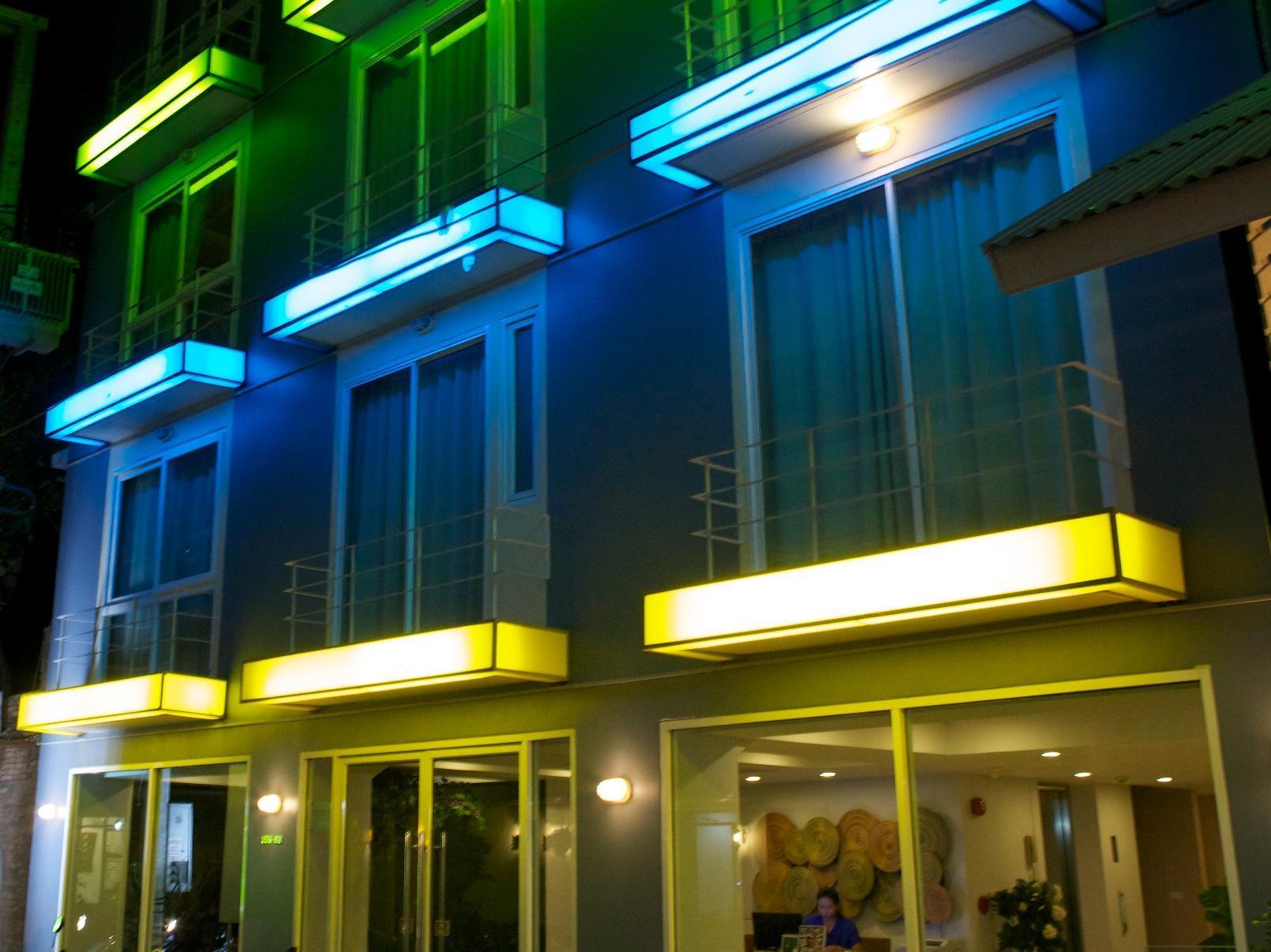 ナントラ チャウェン ビーチ ホテル19