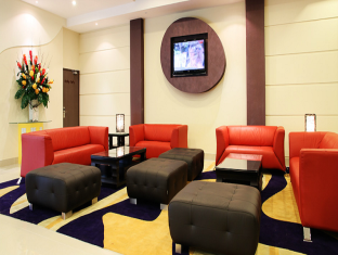 360 Xpress Citycenter Budget Boutique Hotel Kuching - Lobby