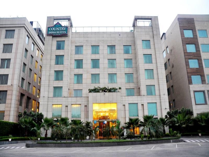 Country Inn Suites By Carlson Gurgaon Hotel New Delhi
