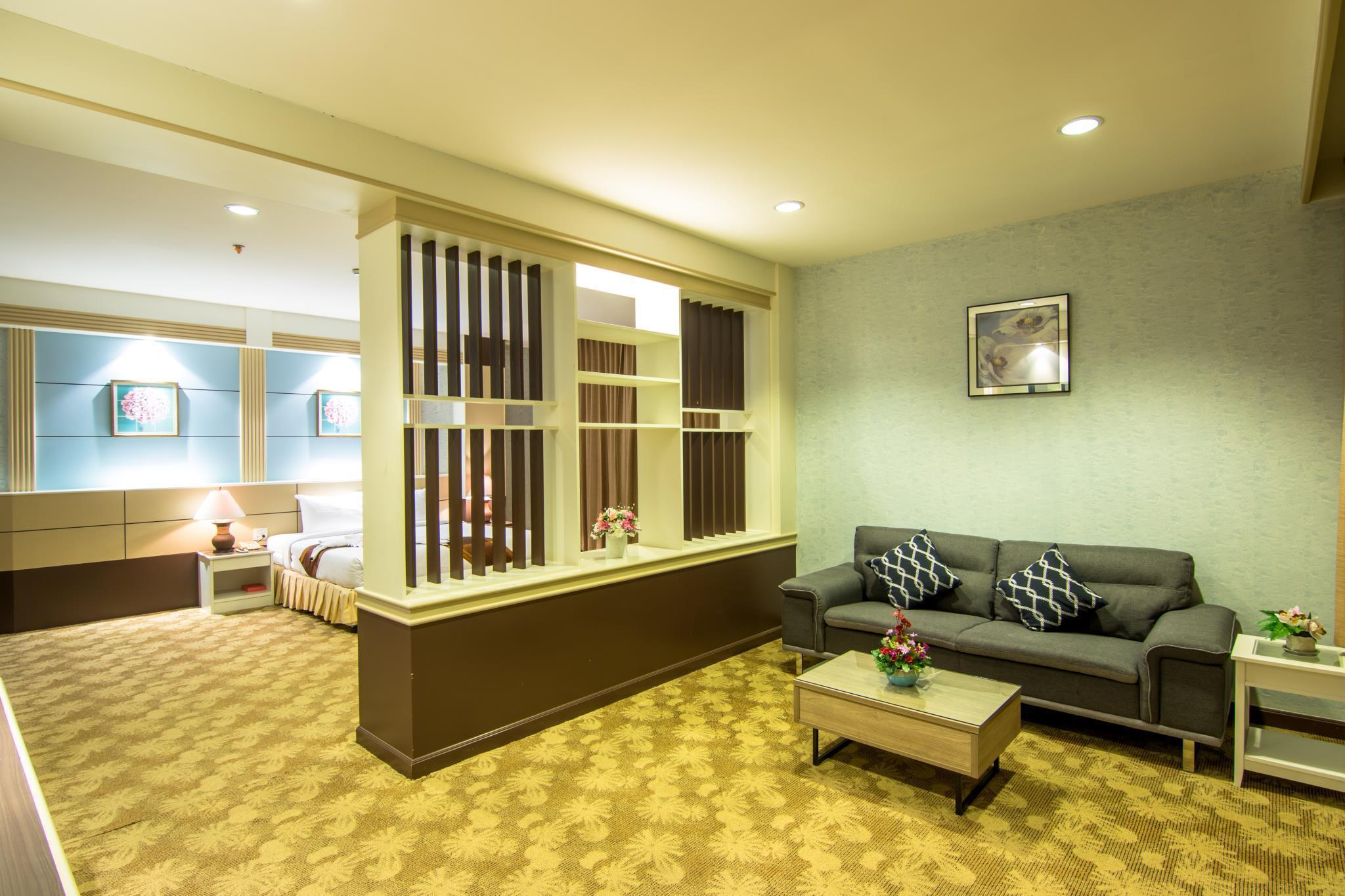 Siamgrand Hotel โรงแรมสยามแกรนด์