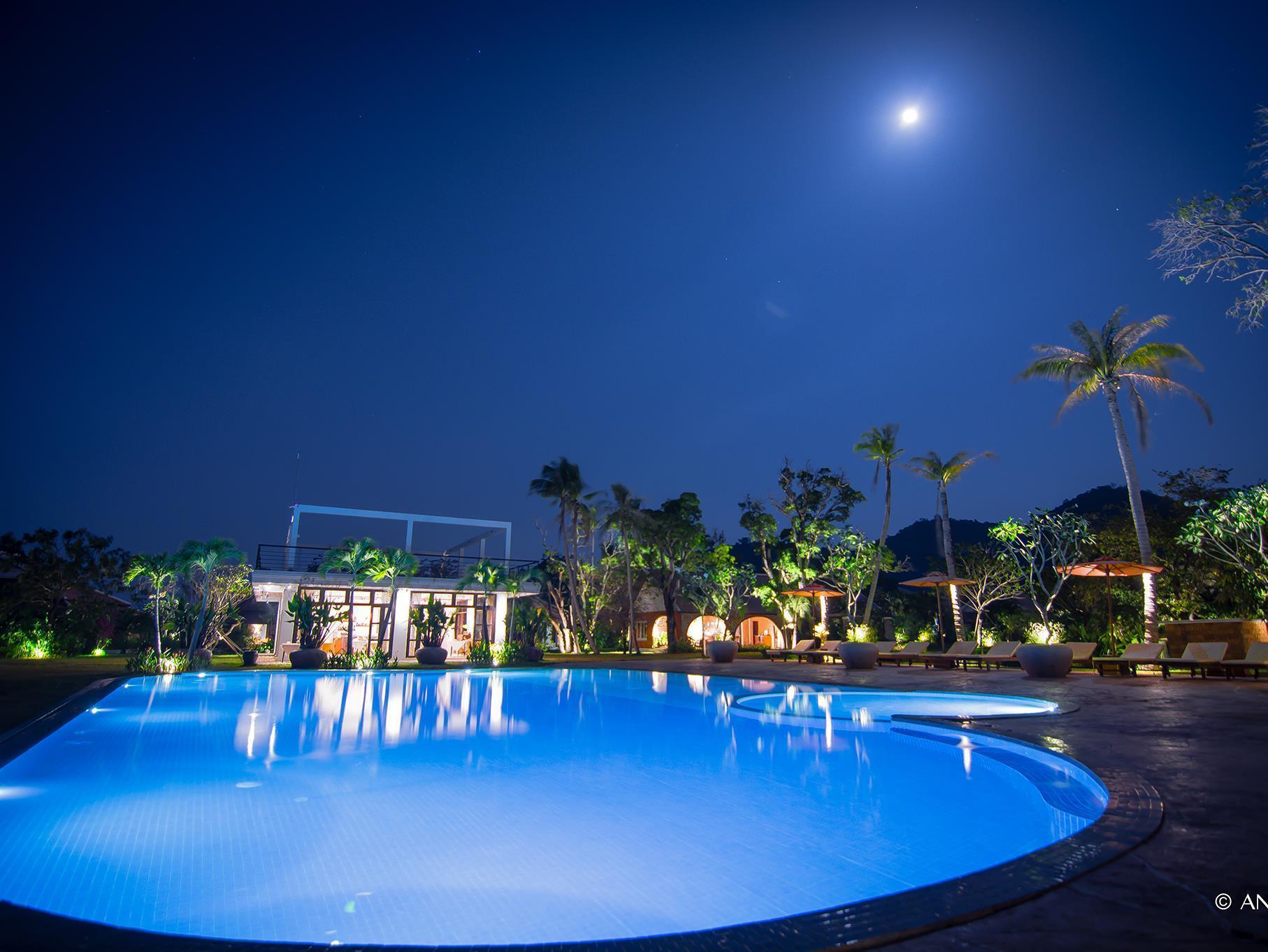 Samanea Beach Resort And Spa