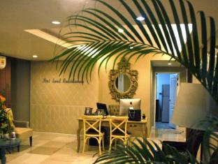 Nai Lert Residence Bangkok - Entrance Lobby