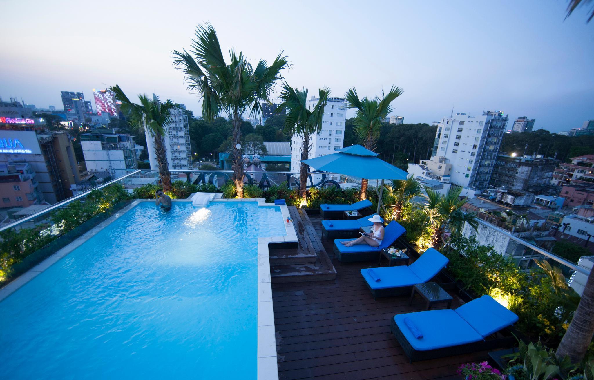 Alagon Saigon Hotel And Spa