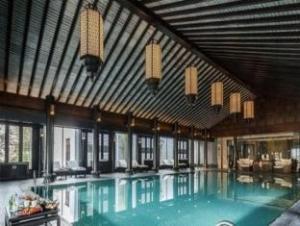 Yurun Hanyuelou Villa Resort Huangshan