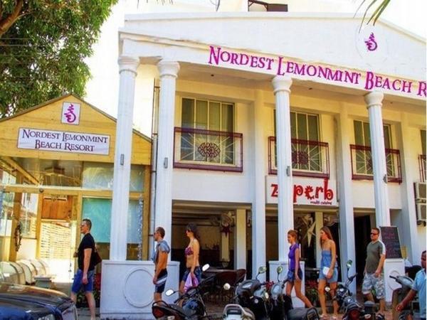 Nordest Lemonmint Beach Resort Goa