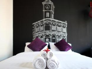 The Rommanee Boutique Guesthouse Phuket - Modern Chinese Room