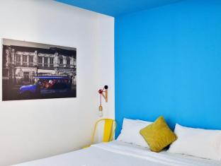 The Rommanee Boutique Guesthouse Phuket - Color Style Room