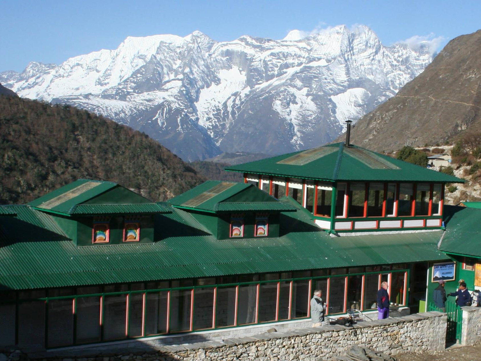 Everest Summit Lodge   Pangboche