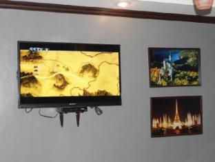 Hotel Europa Mactan Island - TV Display