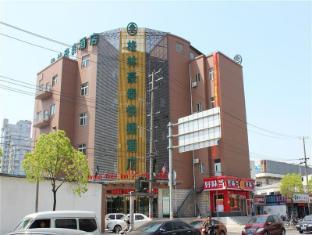GreenTree Inn Shanghai Caoan Road Textile Express Hotel