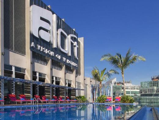 Aloft Kuala Lumpur Sentral