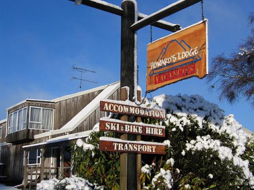 Howards Mountain Lodge