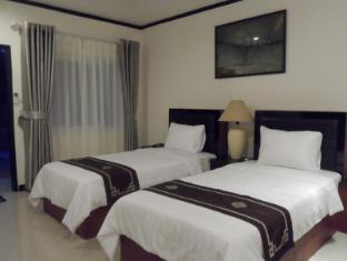 Vientiane Garden Hotel Vientián - Habitación