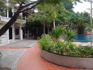 Vientiane Garden Hotel Vientián - Jardín