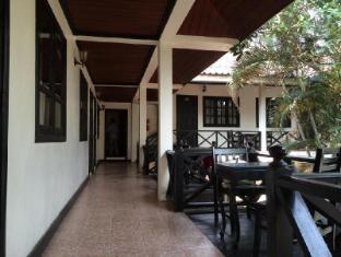 Vientiane Garden Hotel Vientián - Balcón/Terraza