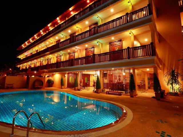 แอท เชียงใหม่ โฮเต็ล – At Chiang Mai Hotel