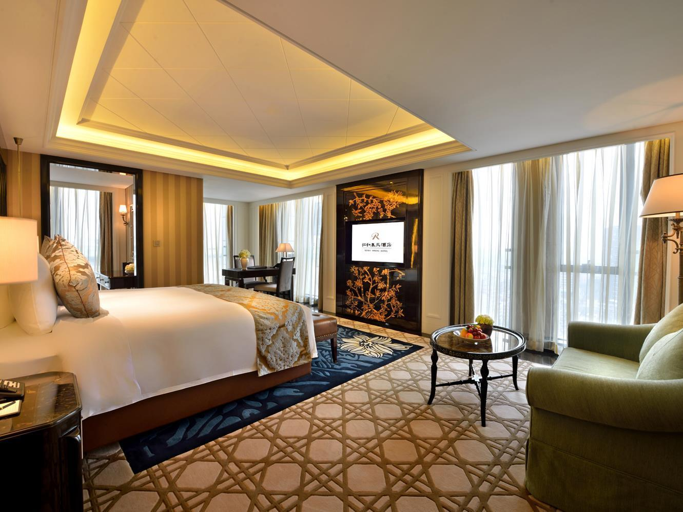 Chengdu Ren He Spring Hotel