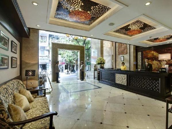 Golden Lotus Luxury Hotel Hanoi