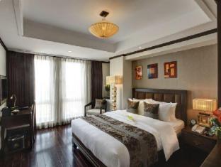 Golden Lotus Luxury Hotel Hanoi - Luxury Suite Balcony