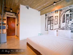 Quip Bed & Breakfast Phuket Hotel פוקט - בית המלון מבפנים