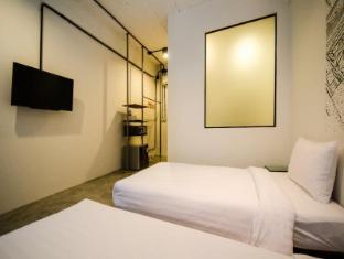 Quip Bed & Breakfast Phuket Hotel פוקט - חדר שינה