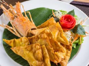 Quip Bed & Breakfast Phuket Hotel פוקט - אוכל ומשקאות