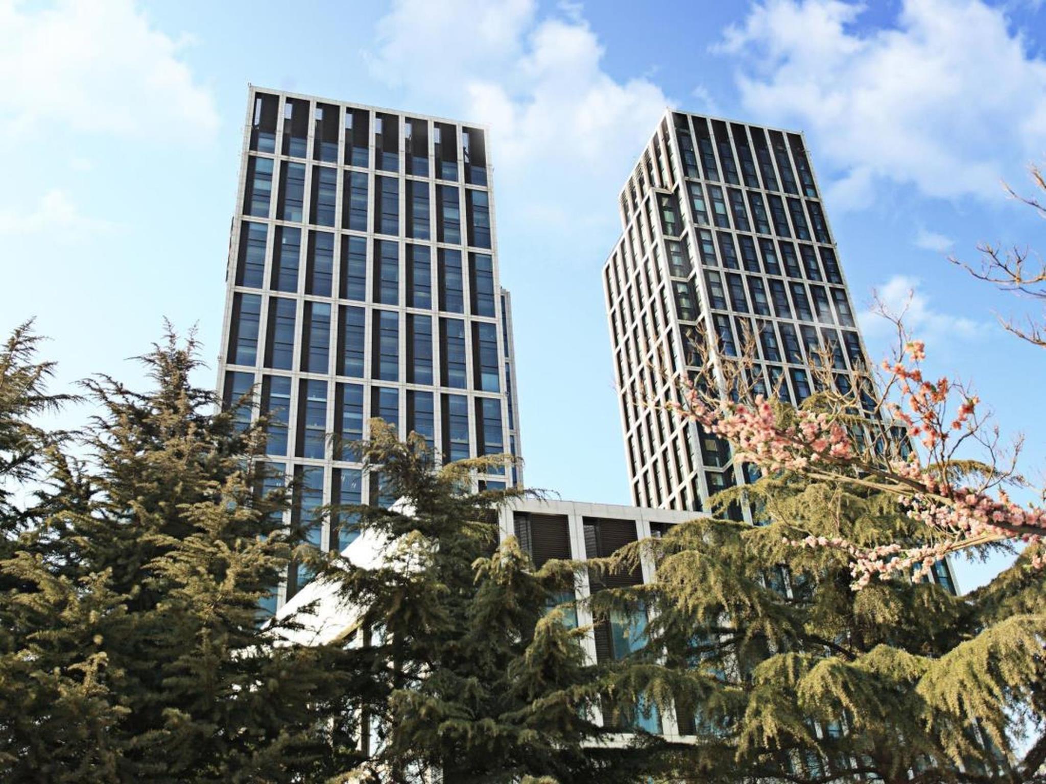 Qingdao Lejiaxuan Boutique Apartment   Exhibition Center