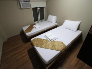 DG Budget Hotel NAIA Manila - Standard Twin