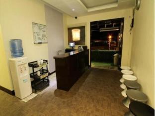 DG Budget Hotel NAIA Manila - Lobby Front Desk
