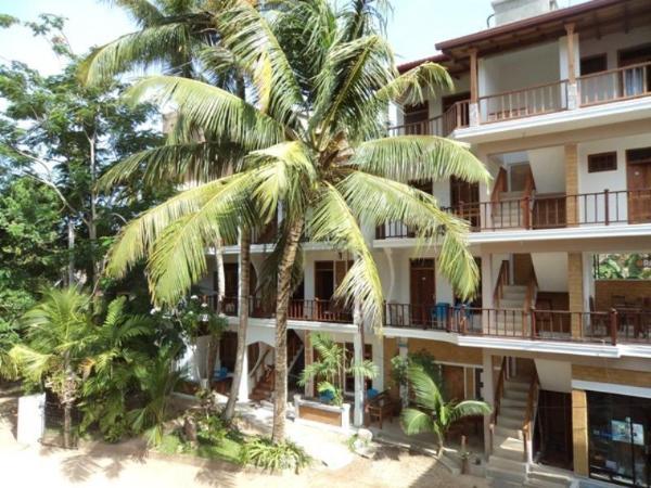 Sky Garden Mini Hotel Mirissa