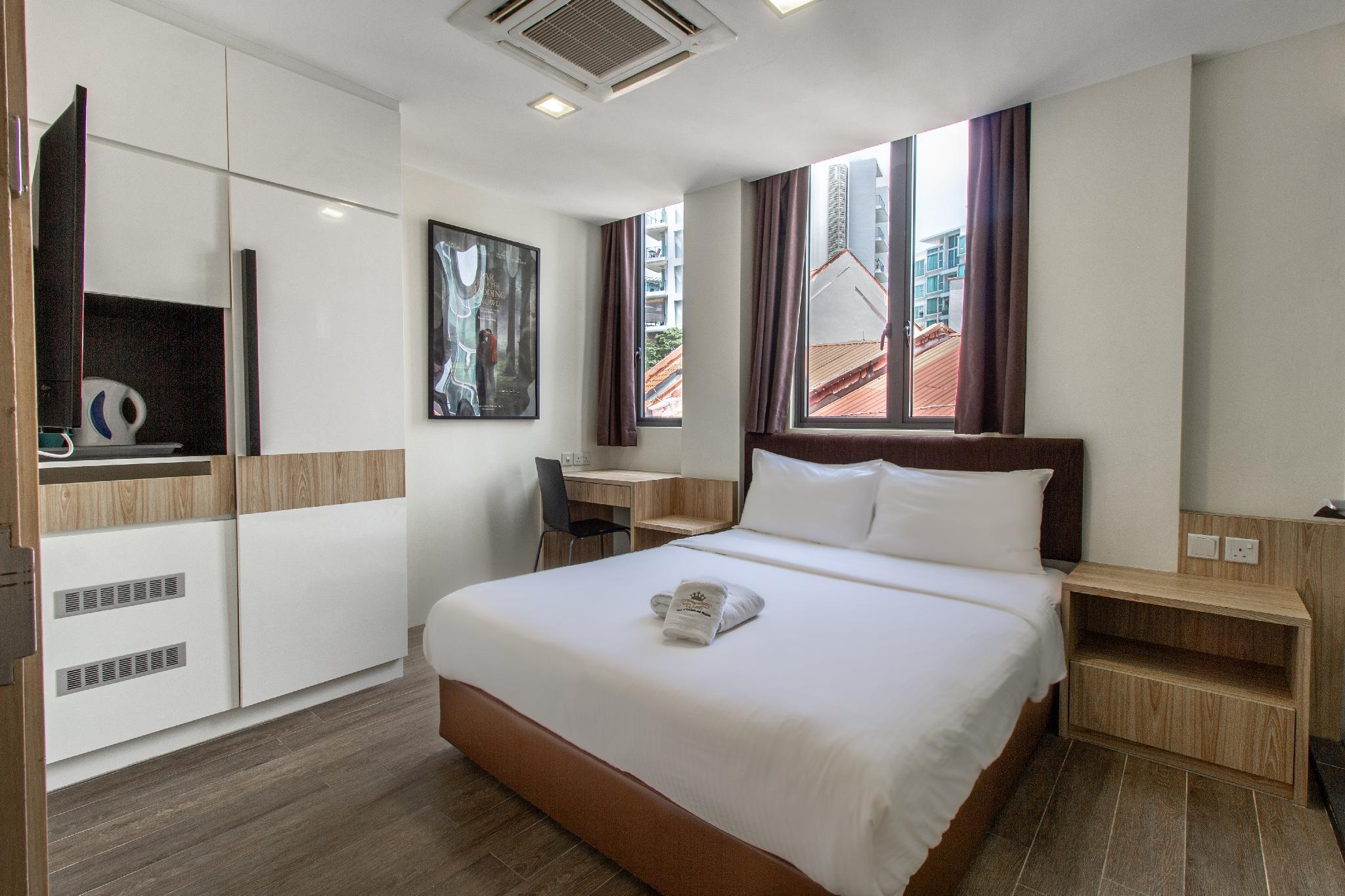 Q Loft Hotels@Mackenzie (SG Clean Certified & Staycation Approved)