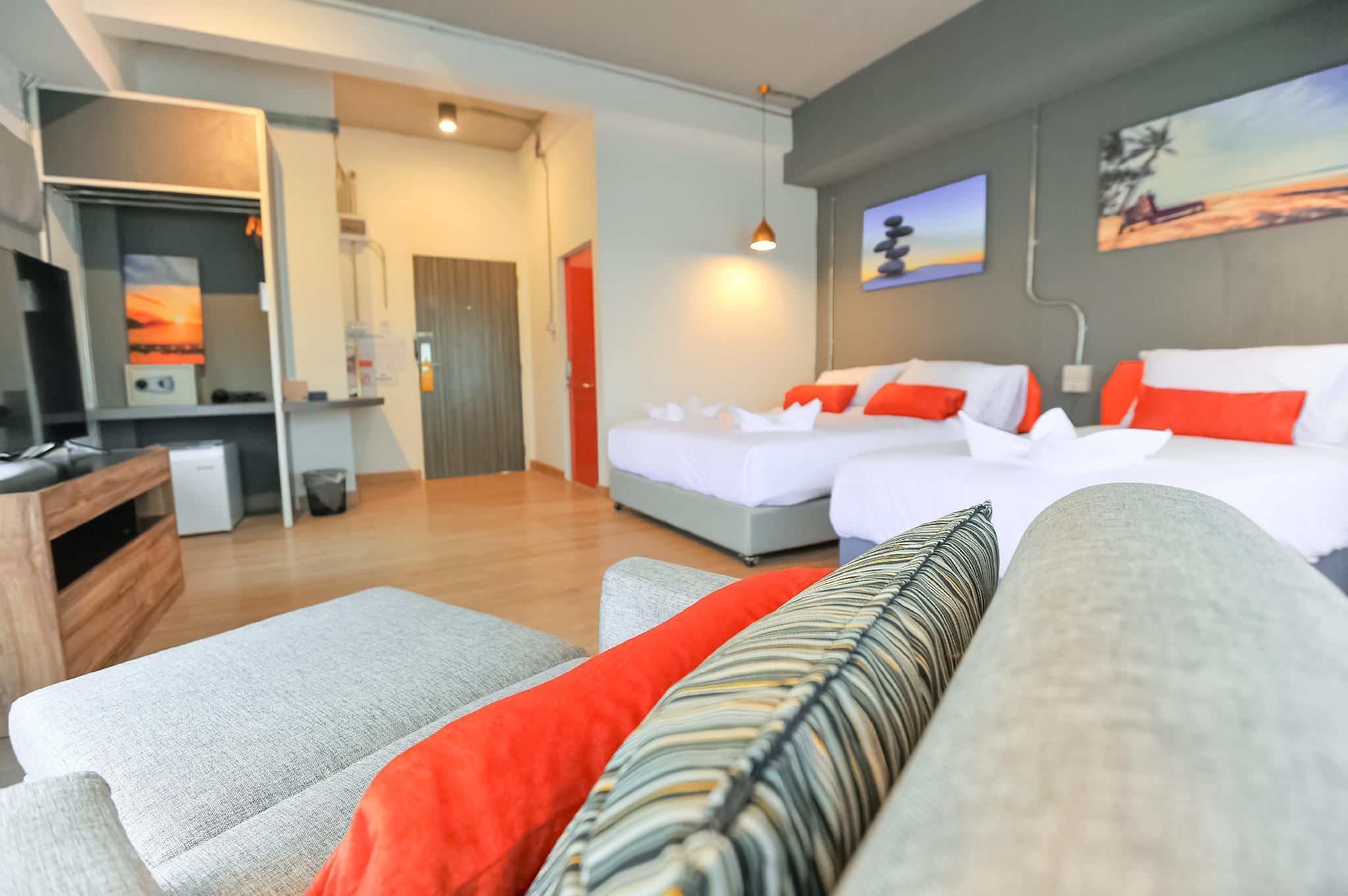 7 Days Premium Hotel Pattaya 7 เดย์ พรีเมียม โฮเต็ล พัทยา